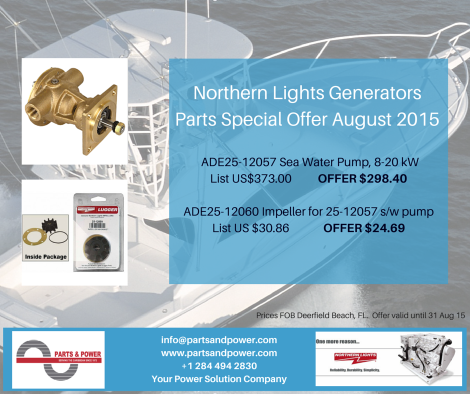 Northern Lights Parts Special